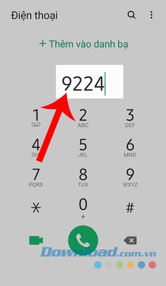 Gọi tổng đài đăng ký sử dụng dịch vụ
