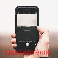 TOP ứng dụng giúp xóa phông ảnh tốt nhất trên điện thoại