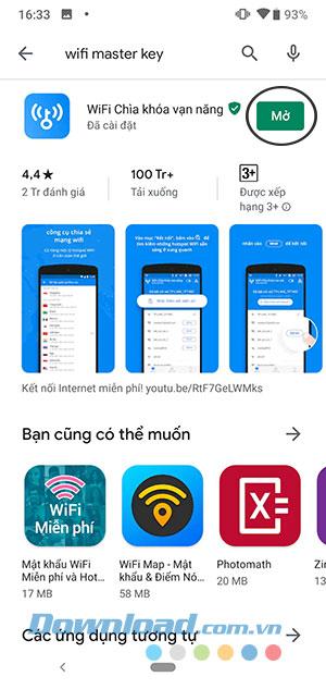 Wifi chìa khóa vạn năng: Cách kết nối Wifi chùa miễn phí trên di động