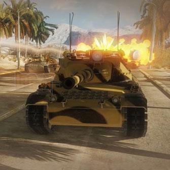 TOP game bắn tank hay nhất trên điện thoại
