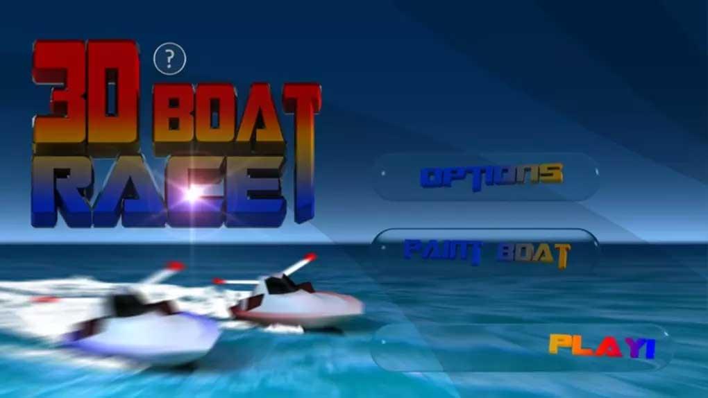 3D Boat Race mang tới bạn trải nghiệm đua xe khó quên