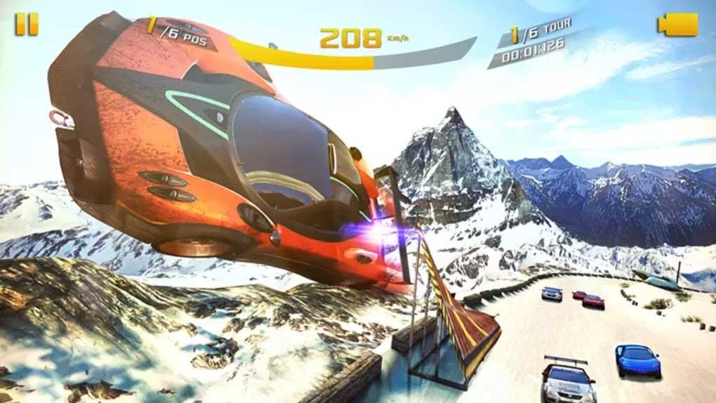 Trải nghiệm đua xe mãn nhãn, chân thực cùng Asphalt 8 Airborne