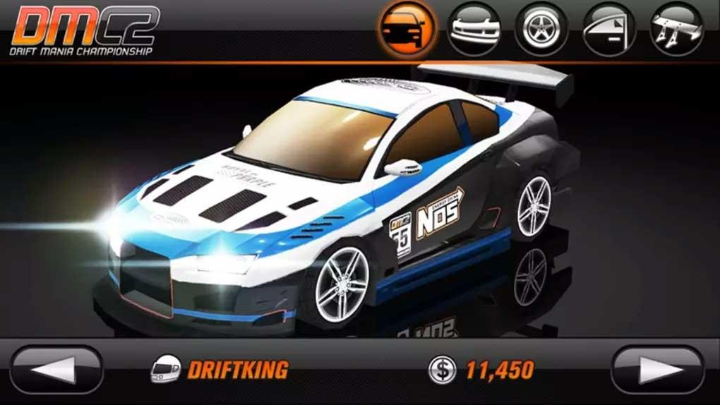 Drift Mania Championship 2 là một trong số game đua xe hay nhất