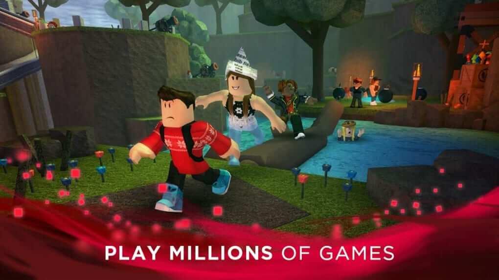 Trò chơi thiết kế game độc đáo Roblox
