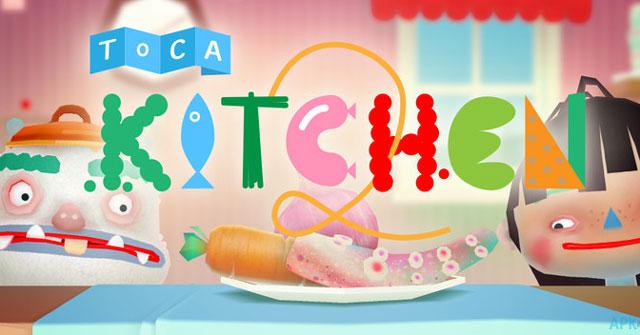 Game Toca Kitchen 2