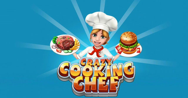 Game Crazy Cooking Chef