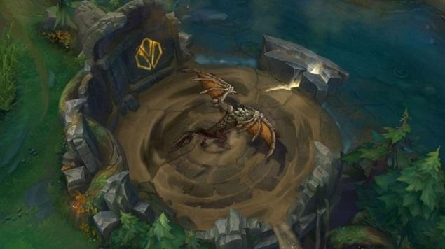 Rồng đất tạo địa hình ngẫu nhiên ở cửa hang rồng