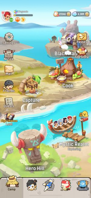 Ulala: Idle Adventure mang đến một trải nghiệm MMORPG hoàn toàn mới