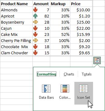 Dùng định dạng có điều kiện trong Excel