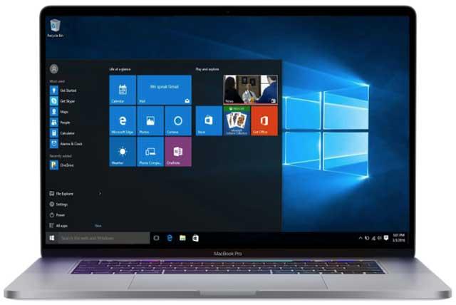 Máy Mac là một trong số các máy tính Windows tốt nhất