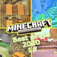 Tổng hợp seed Minecraft PE tuyệt nhất