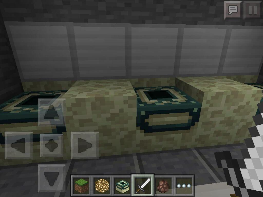 Hoàn thiện nahf tắm trong Minecraft