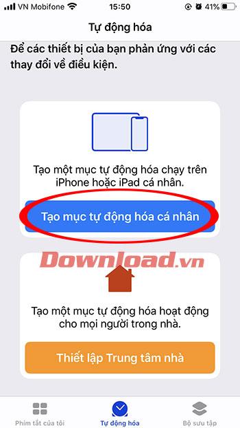 Cách gửi tin nhắn hẹn giờ trên iPhone