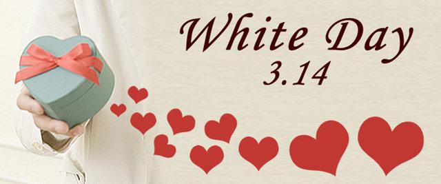 Ngày 14/03 là ngày Valentine Trắng