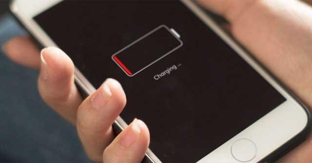 Cách hiệu chỉnh pin iPhone