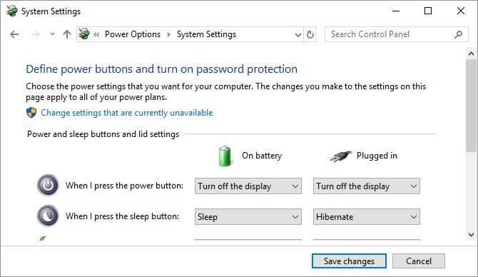 Cài đặt hệ thống Windows 10