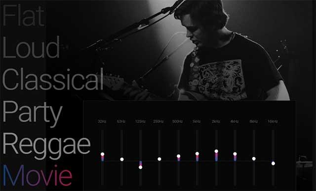 EQ Audio Equalizer là một ứng dụng Chrome