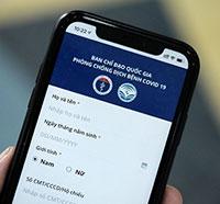 Hướng dẫn sử dụng ứng dụng NCOVI để khai báo y tế toàn dân
