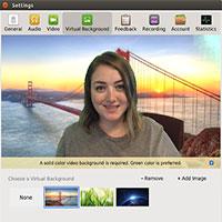 Cách đổi hình nền trên Zoom khi học và họp trực tuyến
