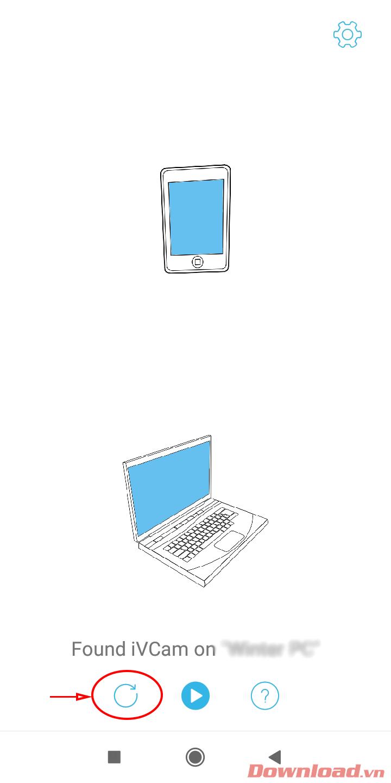 IVCam điện thoại