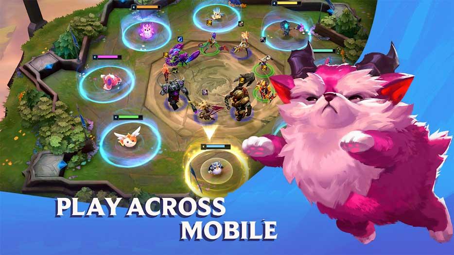 Chơi game multiplayer trên Android và iOS