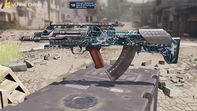 Khẩu súng BK57