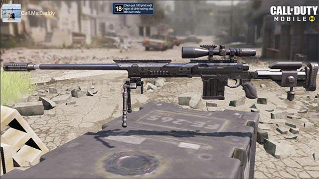 Khẩu súng DL Q33
