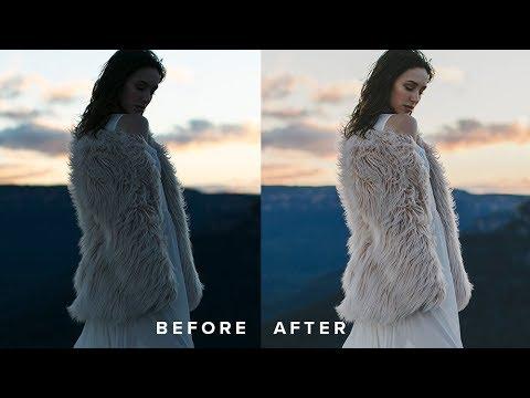 Cách chỉnh ảnh sáng lên bằng Photoshop