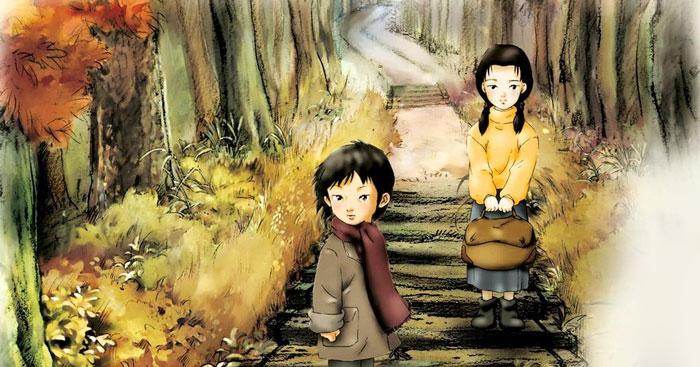 Phân tích tác phẩm Hai đứa trẻ của Thạch Lam