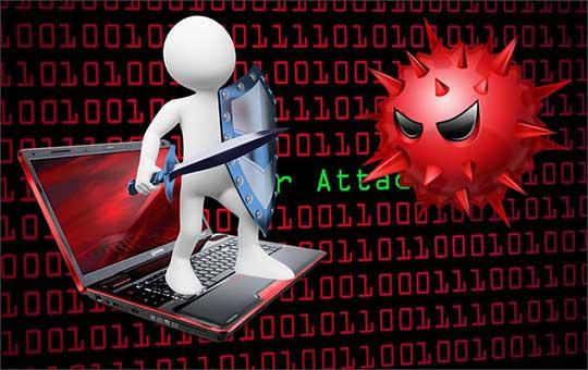 Bảo vệ PC trước malware
