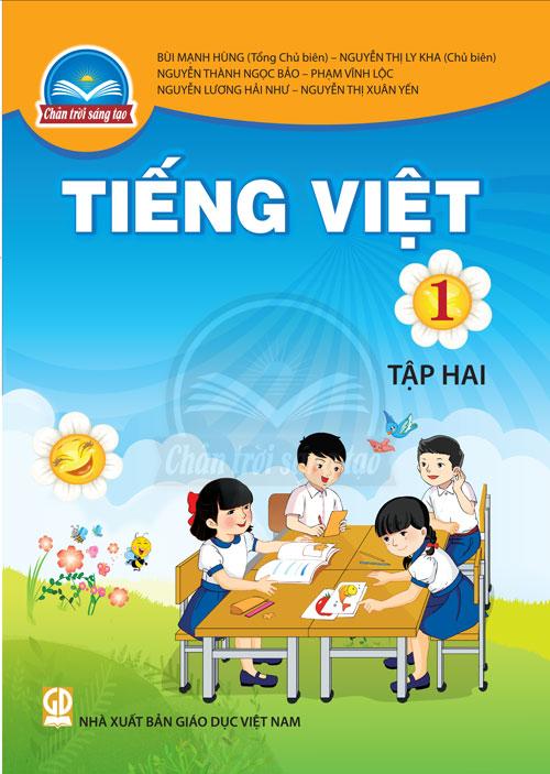 Tiếng Việt 1 tập hai