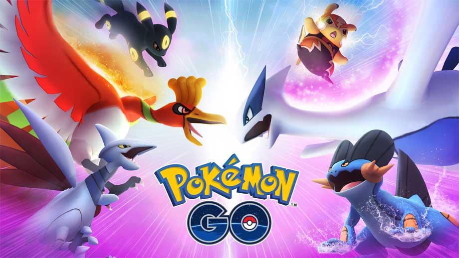 Game mobile chơi cùng bạn bè Pokemon Go