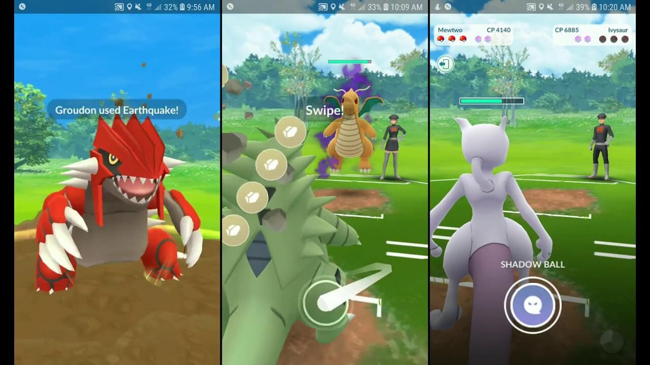 Cách hack Pokemon Go