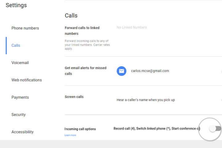 Cài đặt ghi âm cuộc gọi trên Android