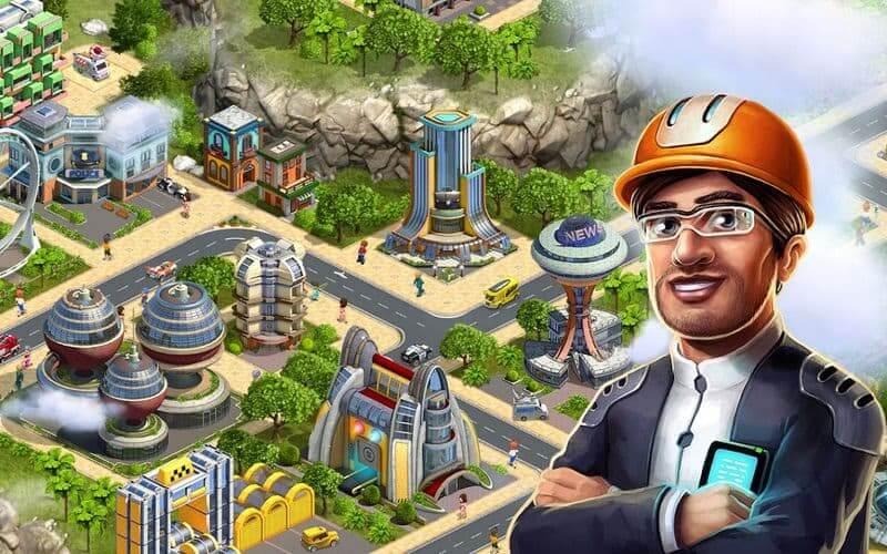 Game xây thành phố