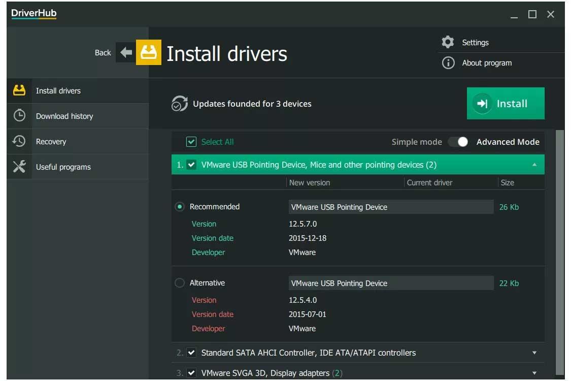 Phần mềm cập nhật driver tốt nhất miễn phí