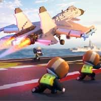 Hướng dẫn chế tạo máy bay trong Mini World: Block Art