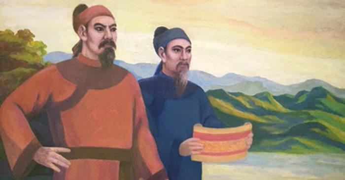 Bình Ngô đại cáo - Tác giả: Nguyễn Trãi