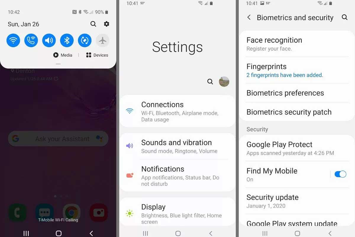 Cài đặt vũ trang Android mới trong 4 bước
