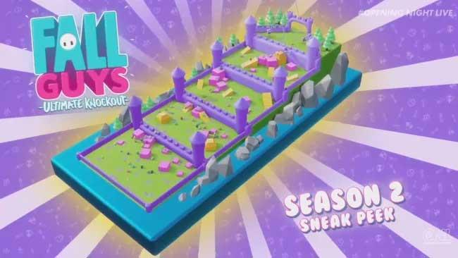 Thông tin chính thức về Fall Guys season 2