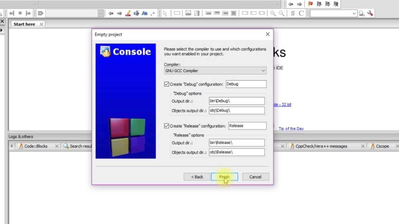 Code Block 17.12 IDE của C++