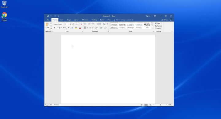 Phần mềm đọc file PDF Microsoft Word