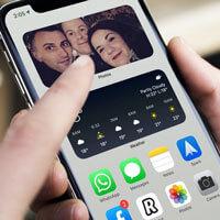 Hướng dẫn dùng Widgetsmith tự tạo widget iOS 14