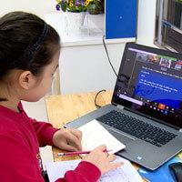 Hướng dẫn tham gia khảo sát môn Tiếng Anh lớp 6