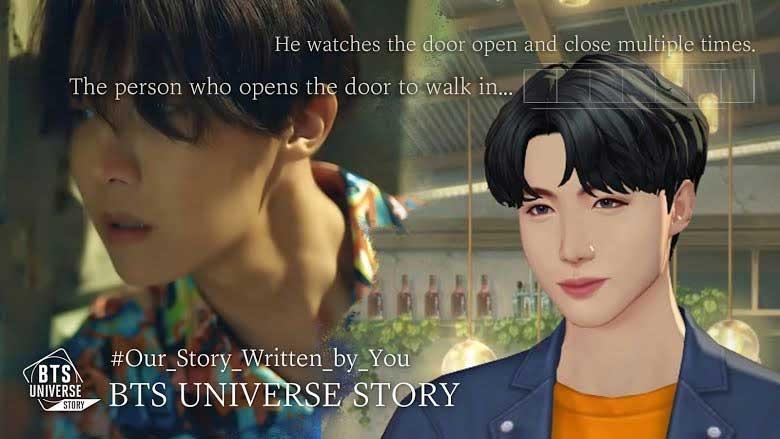 Theo dõi câu chuyện của bạn trong BTS Universe Story