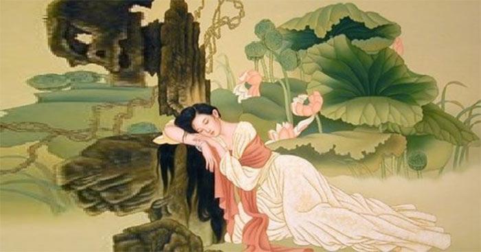 Hóa thân Vũ Nương kể lại Chuyện người con gái Nam Xương - Văn mẫu lớp 9