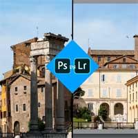 Sự khác biệt giữa Lightroom và Photoshop