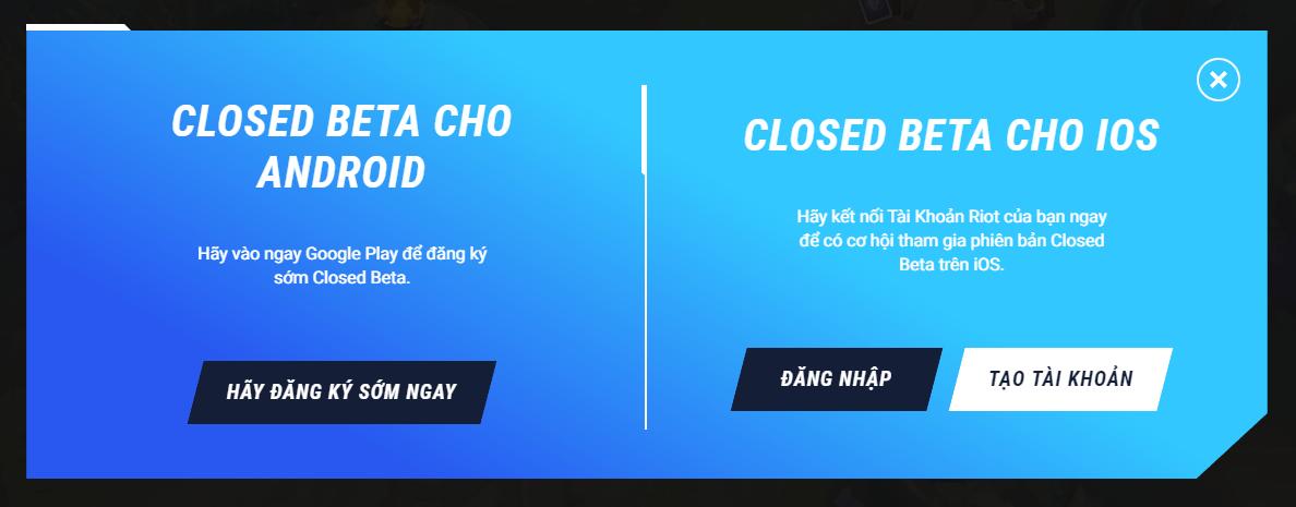 LMHT: Tốc Chiến chính thức mở đăng ký Closed Beta trên cả Android và iOS update 2