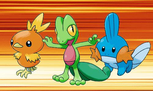 Pokemon khởi đầu thế hệ thứ 4