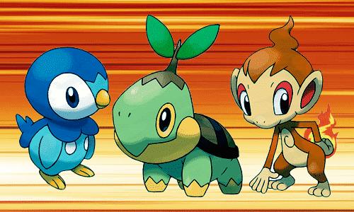Pokemon khởi đầu thế hệ thứ 5